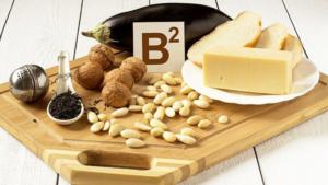 Витамин B2 в крови